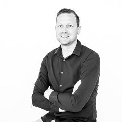 Erik Vos - oprichter & eigenaar Vos Koeriersdienst